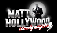 Magician Matt Hollywood